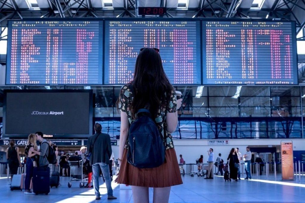 como ir del aeropuerto de Alicante a Benidorm