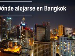 donde alojarse en Bangkok