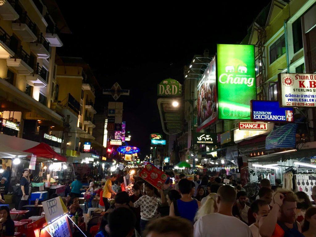 donde alojarse en bangkok mejores zonas y barrios