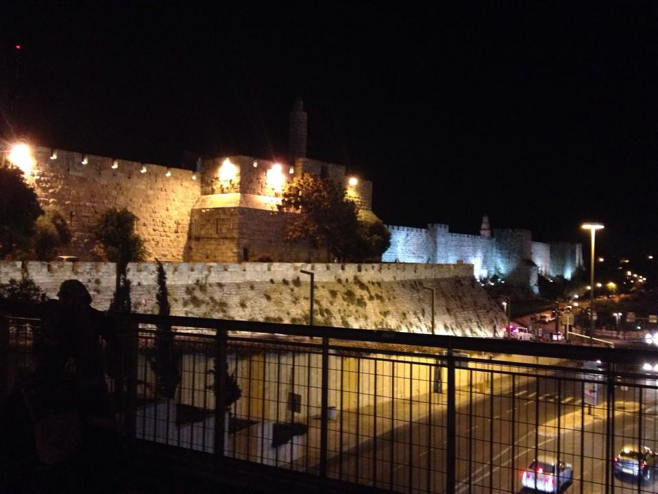 donde alojarse en Jerusalén