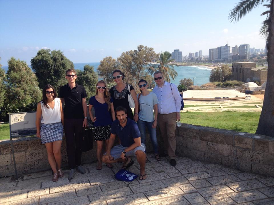 donde alojarse en Tel Aviv
