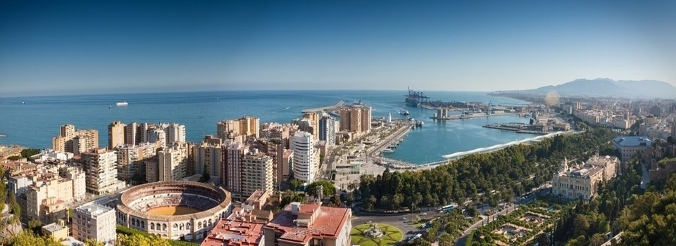Donde alojarse en Málaga