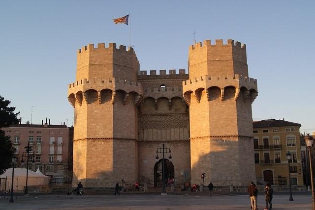 donde alojarse en Valencia
