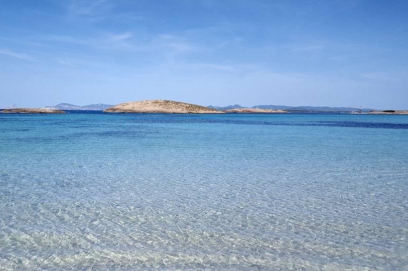 playa de Ses Illetes qué hacer en Formentera