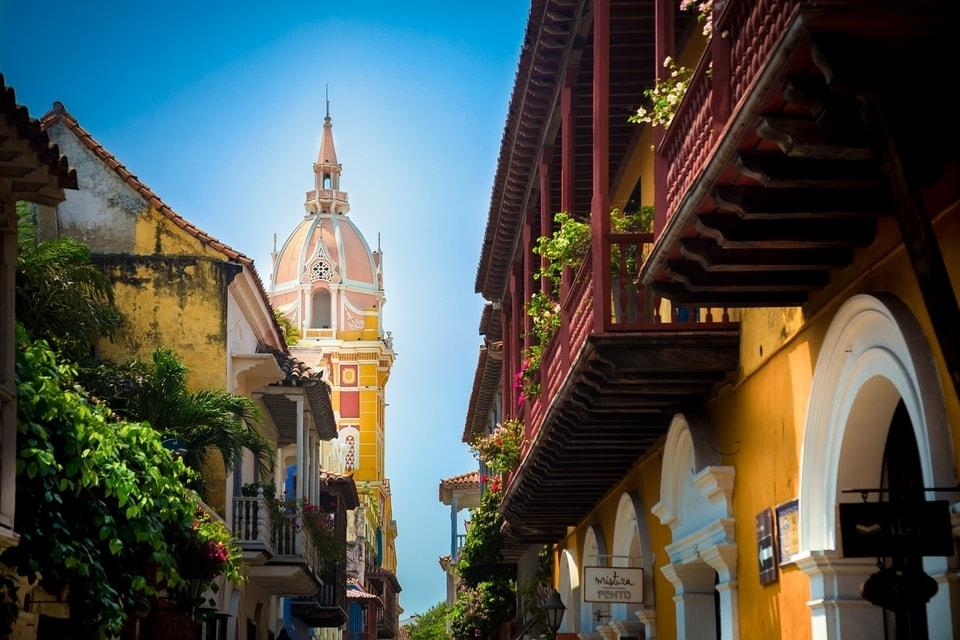 Donde alojarse en Cartagena de Indias