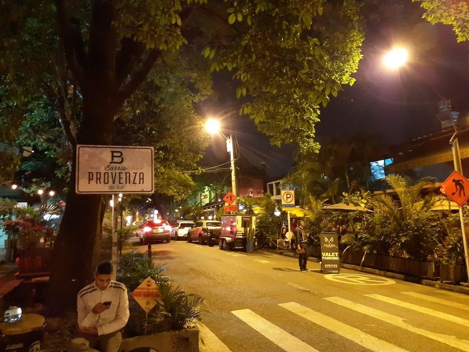 Mejores zonas donde alojarse en Medellin