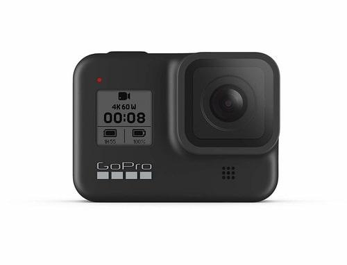 cámaras deportivas de viaje