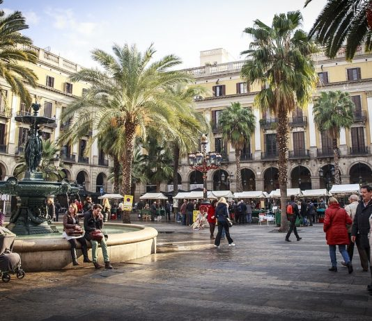 Donde alojarse en Barcelona