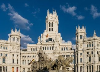 donde alojarse en Madrid