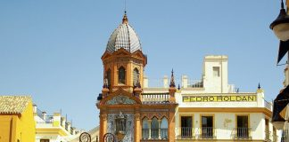 donde alojarse en Sevilla mejores zonas, barrios y hoteles
