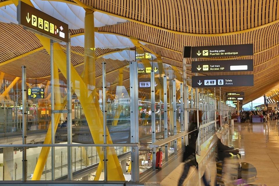 como ir del aeropuerto de Madrid al centro de la ciudad