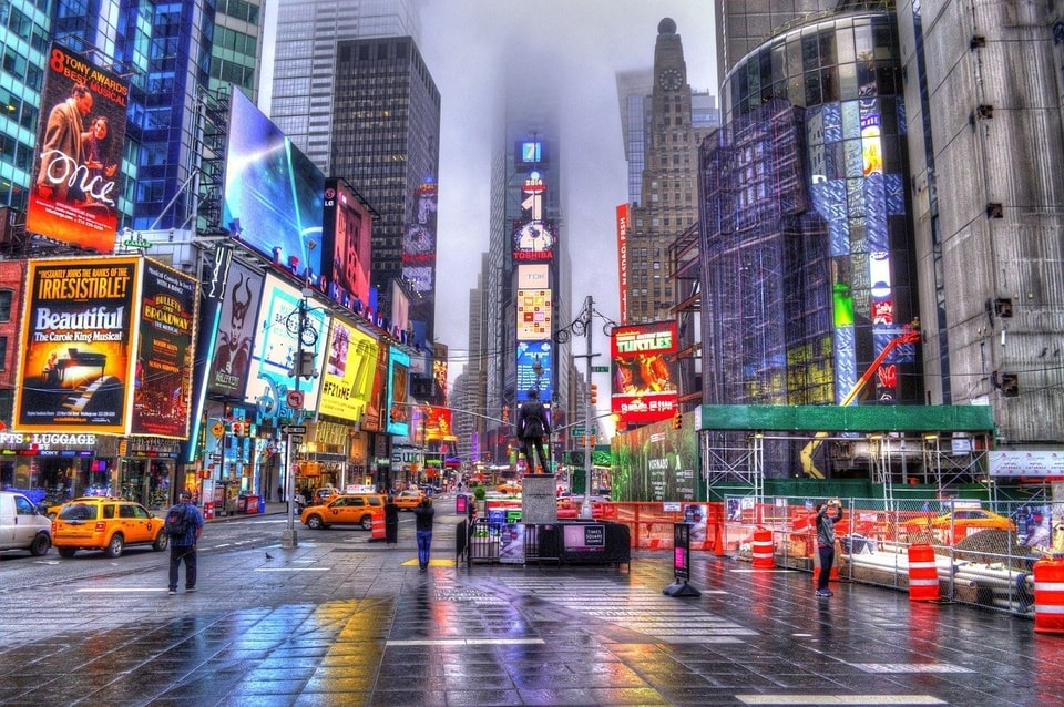 donde alojarse en New York