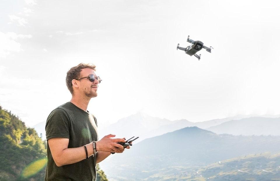 mejores drones 2020