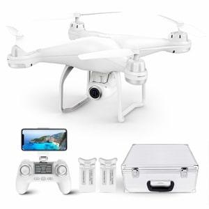 mejores drones baratos para viajar