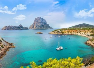 mejores playas de Ibiza