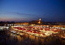 fin de semana en Marrakech