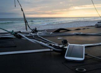 mejores móviles resistentes al agua