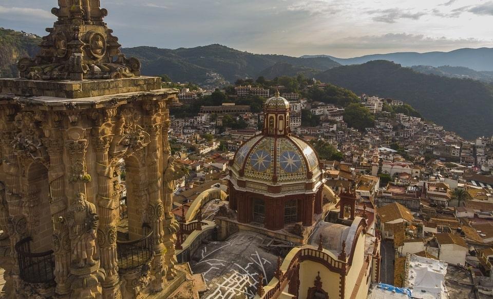 viaje a México 15 días